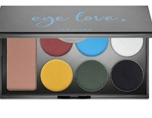 "Sephora Eye Love ""Bright Tones"" eyeshadow palette"